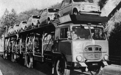 Autocarro – La Storia