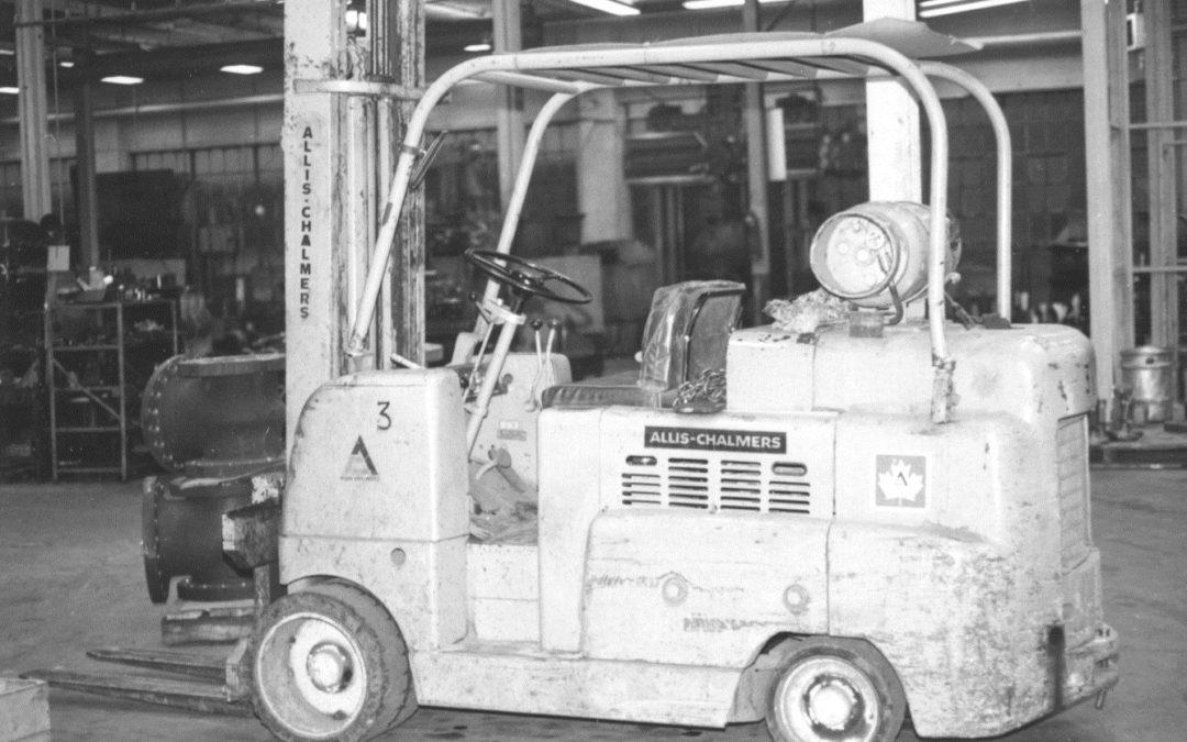 Carrello Elevatore – La Storia